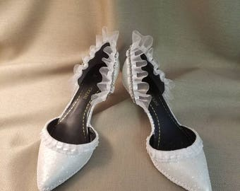 WHITE PRINCESS Shoes