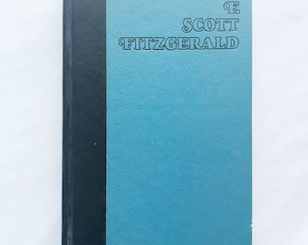 The Last Tycoon by F. Scott Fitzgerald Vintage Hardcover Book