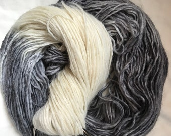 Snowy Mountain Worsted
