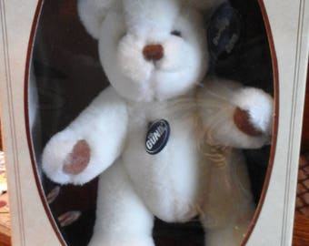 1984 Plush Gund Bear - Limited Edition in Box