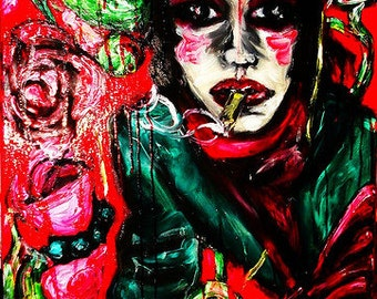 Girl N' Roses