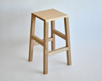 Element Stool - Oak
