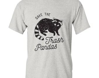 Save the Trash Pandas T Shirt
