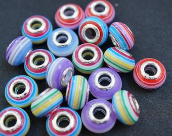 20 beads European STYLE set 11