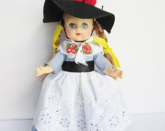 Vintage Dolls Of All Nations, Germany