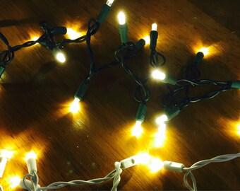 LED Lighting, Mini Lights or Battery Pack Lights