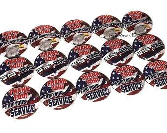 "Veteran, Military, Thank You, 1"", Button, Veteran Button, Veteran Pin, Veteran Party Favor, Veteran Theme, Veteran Decor, Veteran Gift, Pin"