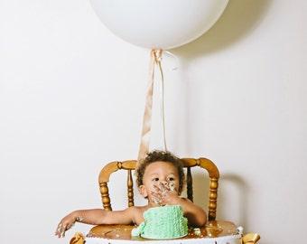 FIRST BIRTHDAY BOY / First birthday highchair banner / One high chair banner / Safari birthday banner / Golden safari  / 1st birthday boy