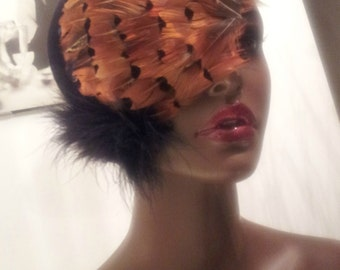 Cloche    Haute Couture    Hat   Avant Garde   High Fashion