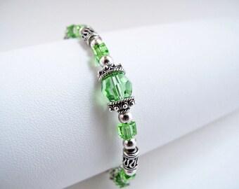 Emerald City of Oz Bracelet
