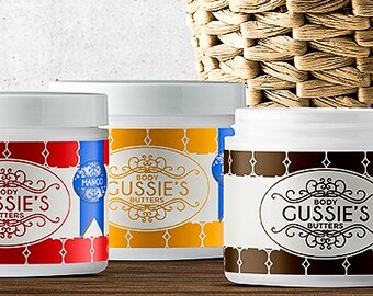 Gussies Body Butters - Undress Your Best!