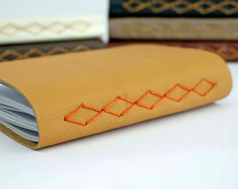 Leather Journal, Leather Notebook, Leather Sketchbook, Travel Journal, Planner, Gratitude Journal, Bullet Journal