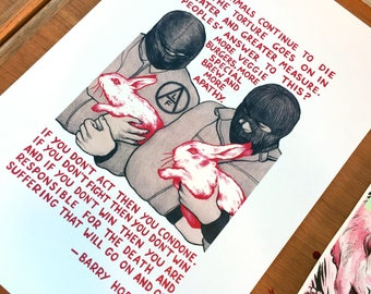 BARRY HORNE print