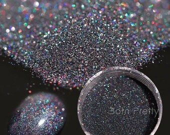 holographic glitter!