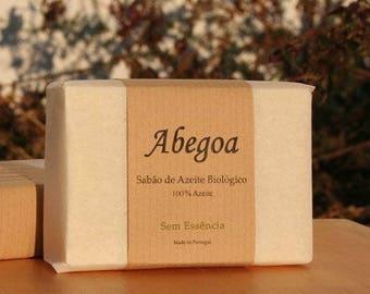 Organic Olive Oil Soap - Abegoa Soap