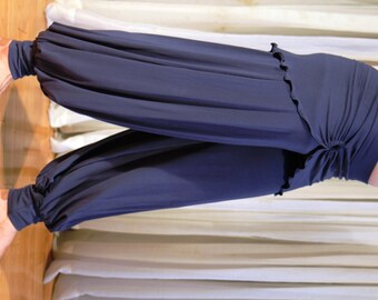 Bamboo pantaloons - YOUR SIZE - Color choice