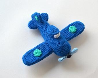Amigurumi Patterns For Sale : Crochet pattern amigurumi smart rocket red machine diy