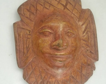 Art and Decor - African Wall Mask A1020