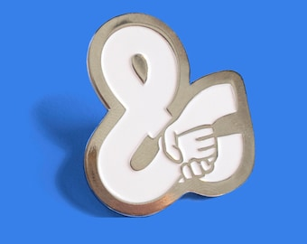 The Secret Andshake Pin