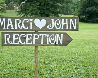 Wedding Reception Sign, Wedding Reception Decorations, Wedding Reception Decor, Wedding Reception, Rustic Wedding Decor, Wood Wedding Signs