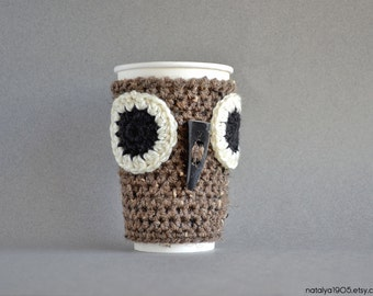 Crochet Coffee Sleeve, Hygge Decor, Crochet Coffee Cozy, Crochet Coffee Mug Cozy, Crochet Coffee Cup Sleeve, Crochet Coffee Cup Cozy