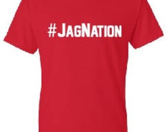 PJP Pep Rally RED OUT shirt