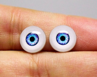 Doll eyes 10mm AD2 color Morninglory