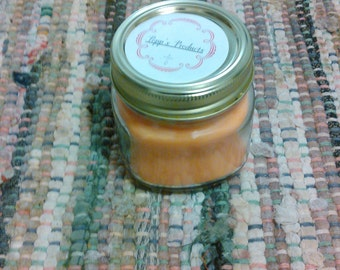8oz. Homemade Cologne Paraffin Wax Candle