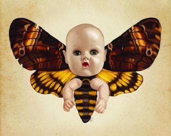 The Boy Moth
