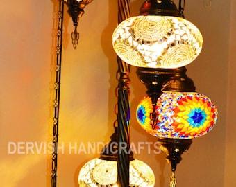 Floor Lamp Moroccan Lighting Turkish Lamps  Bedside Lamp Fairy Lights Desk