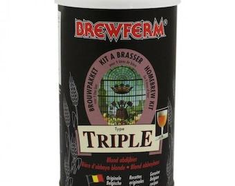 Brewferm Triple - Blonde Beer Kit