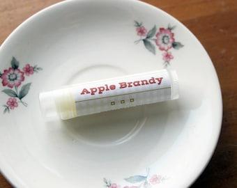Apple Brandy - Handmade Lip Balm // Shea Butter and Vitamin E