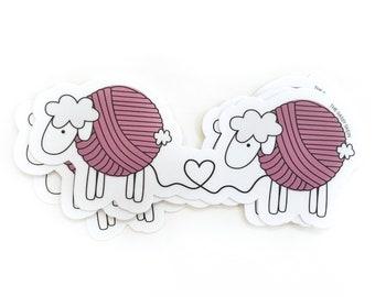 Yarn Sheep