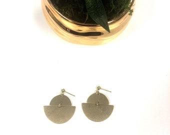 Sale! Geo Earrings