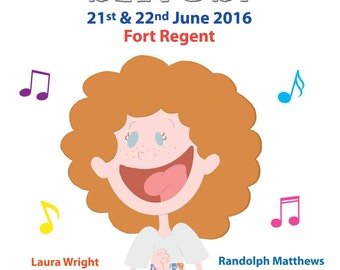Programme for JERSEY SINGS 2016