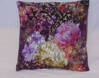Designers Guild & Christian Lacroix Fabric Zambelli Damson Cushion Cover