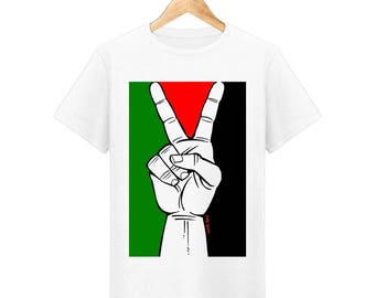 Palestine mens T-Shirt
