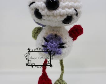Amigurumi Little monster Alien
