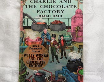 Charlie And The Chocolate Factory Roald Dahl 1972