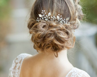 Wedding hair accessories etsy more colors bridal hair junglespirit
