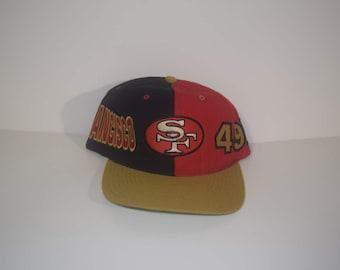 Vintage San Fransisco 49ers American Needle Snapback