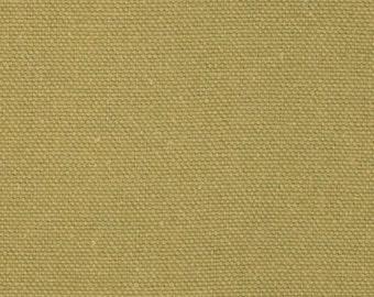 """Khaki Duck Cloth 60"""" Wide By The Yard 9.3 oz"""