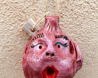 Good luck balls faces luck faces clay