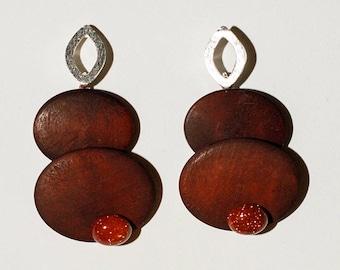 Earrings - Imbuia Earrings