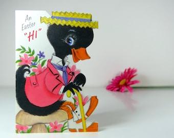 Vintage Easter greeting card, Hallmark