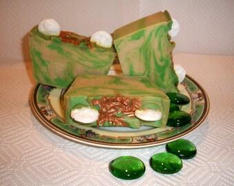 Put da Lime in da Coconut Soap