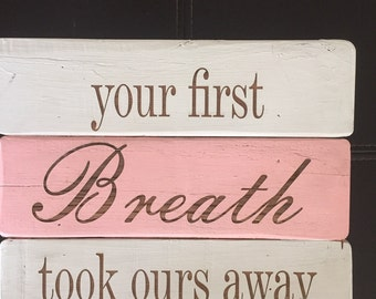 Baby First Breath