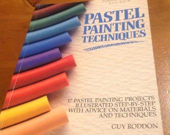 pastel painting techniques book