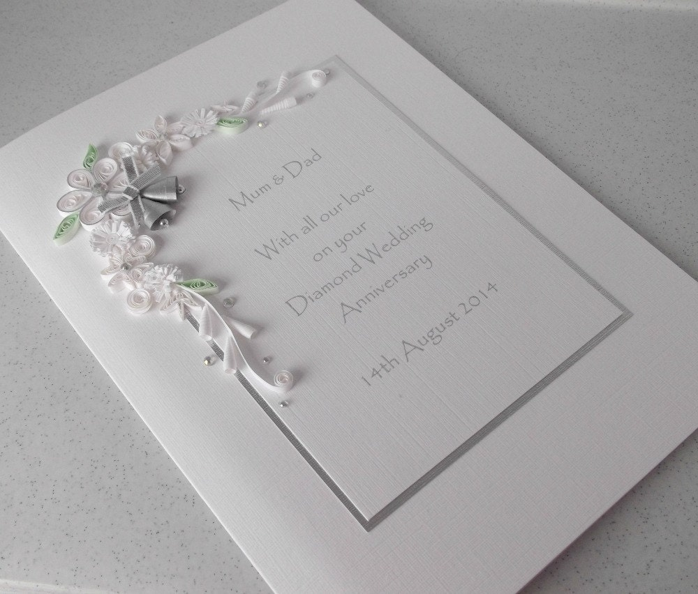 Ideas For Making Wedding Anniversary Cards Part - 31: ?zoom