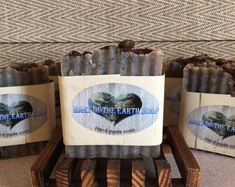 Extra-Exfoliating Coffee Soap